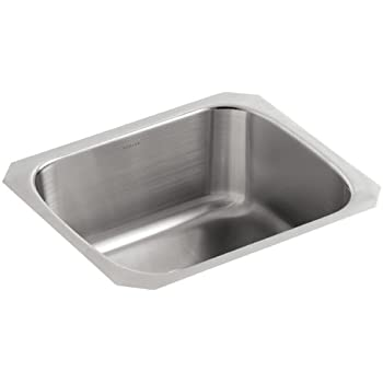 This Item Kohler K 3184 Na Undertone Undercounter Kitchen Sink Stainless Steel
