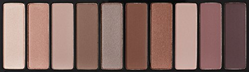 L'Oréal Paris Makeup Colour Riche Eye 'La Palette Nude' Eye Shadow Palette with Brush, 112 Nude Intense, 0.62 oz.