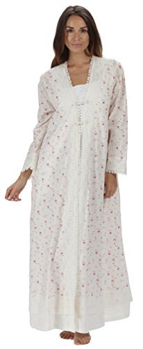 the-1-for-u-100-cotton-ladies-robe-housecoat-rosalind-xxl-vintage-rose
