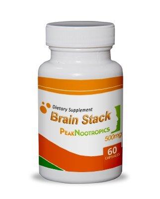 Amazon Com Peaknootropics Brain Stack Capsules 60 Count 500mg