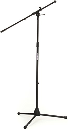 (On-Stage MS7701B Tripod Microphone Boom Stand)