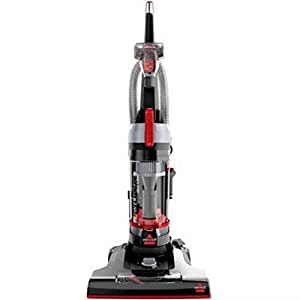 Bissell Powerforce Helix Turbo Upright Vacuum Cleaner, 1100W, Red -2110E