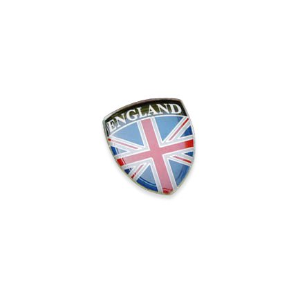 Great Britain GB crest amazing show quality metal grille / fender badge emblem insignia decal