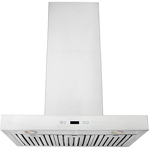 Dkb 30 Quot Kitchen Hood In Brushed Stainless Steel Wall
