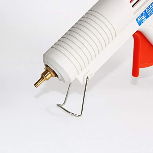 Stock-Home, EU Plug 60W Hot Melt Glue Gun with 5Pcs Glue Sticks, 1 Pcs/Lot,