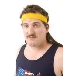 The Weekender Mullet Headband