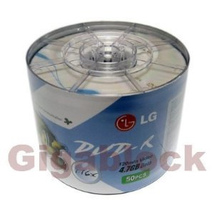 3,000pcs LG Brand DVD-R 16x 120min 4.7GB Logo printed Top Premium Quality by LG (Image #4)