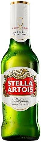 Cerveja Stella Artois, Long Neck, 275ml 1un