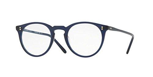 Oliver Peoples - O'Malley - 5183 47 - Eyeglasses (DENIM, - Online Oliver Peoples Glasses