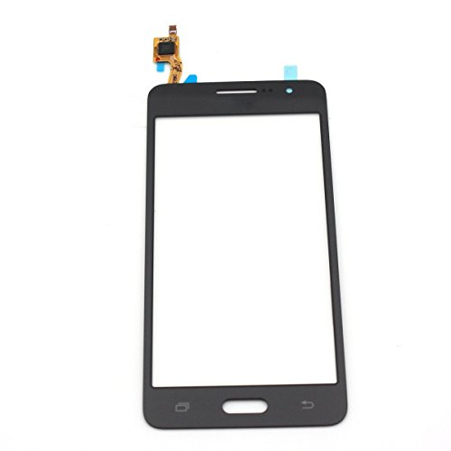 New Touch Screen digitizer (No lcd display) part For Samsung Galaxy Grand Prime G5308 G530 G530E G530H G530W G530A USA Cell Phones Parts (Black)