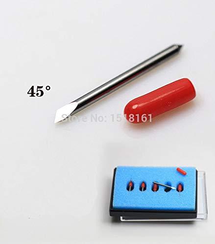 1 lot 15 pcs/lot 30/45/60 Degree Mimaki Cutting Plotter Blade Mimaki Vinyl Cutter Plotter Blade by Congo Plaxika (Image #2)