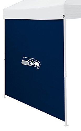 Logo Brands NFL Seattle Seahawks Side Panel, One Size, Navy