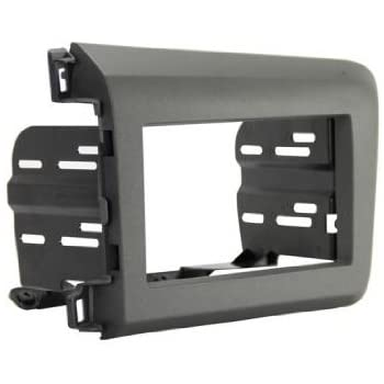 Only SCOSCHE HA1713B 2012 Honda Civic Double DIN or DIN w//Pocket Install Dash Kit