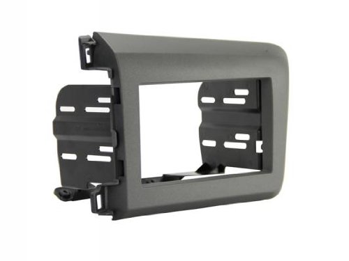 SCOSCHE HA1713B 2012 (Only) Honda Civic Double DIN or DIN w/Pocket Install Dash Kit