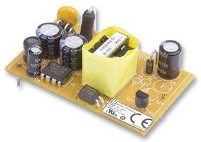 PSU, AC/DC, 5 W, PCB MOUNT 12V, 0.4A VCP05US12 By XP POWER VCP05US12-XP POWER