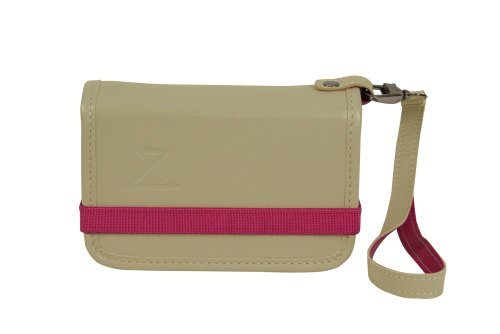 - Fujifilm Diverso Fitted Case for Fuji Z10fd Digital Cameras (Khaki/Pink)