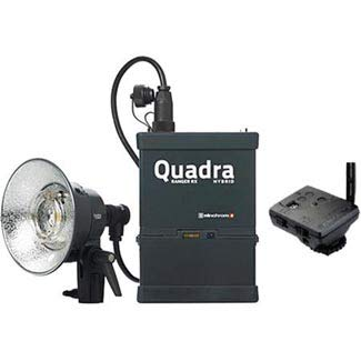 (Elinchrom Quadra Living Light Kit with Lead Battery, S Head and Transmitter (EL10430.1) )
