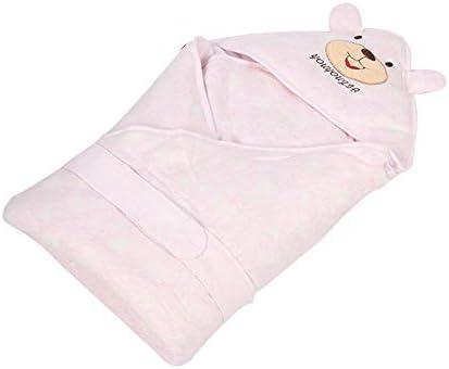 Saco de Dormir de algodón para bebés Manta Envuelta Universal, otoño e Invierno Saco de Dormir Acolchado Grueso Osos de Oso están Cubiertos por el bebé, ...