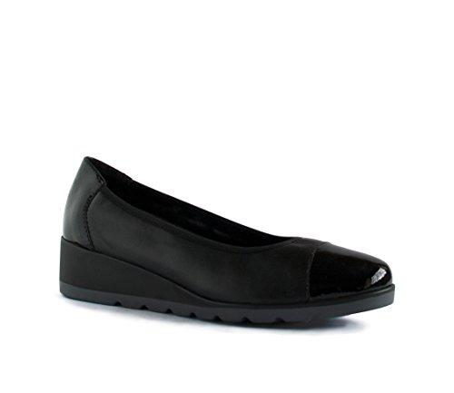 ALEXIA - Zapatos de vestir de Piel para mujer negro negro