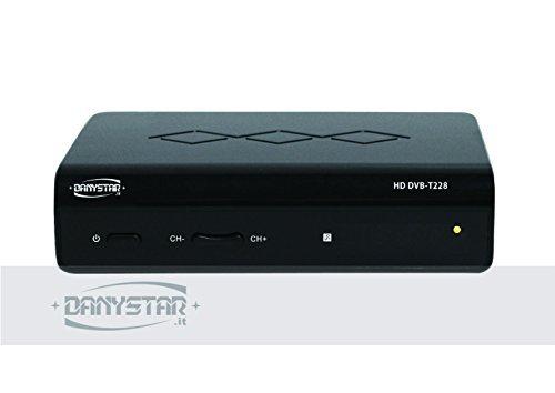 347 opinioni per DANYSTAR HD DVB-T228 Ricevitore