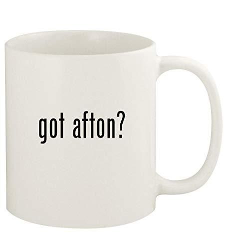 got afton? - 11oz Ceramic White Coffee Mug Cup, ()