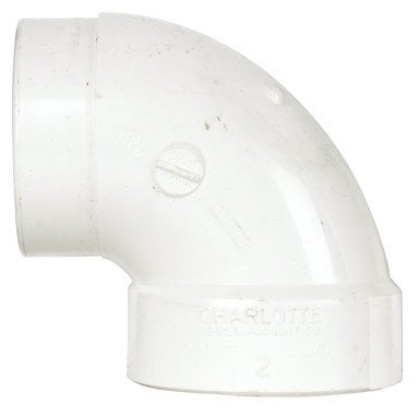 Charlotte Pipe P Trap With Clean Out Pvc Dwv 2