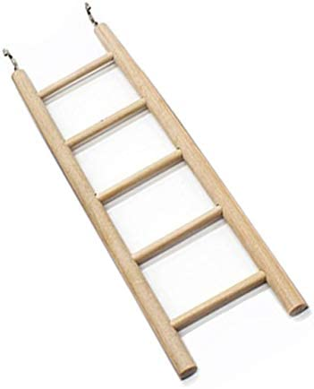 WJDM - Escaleras de Madera para Escalada de Perca, Escalera 5/7 escaleras: Amazon.es: Productos para mascotas
