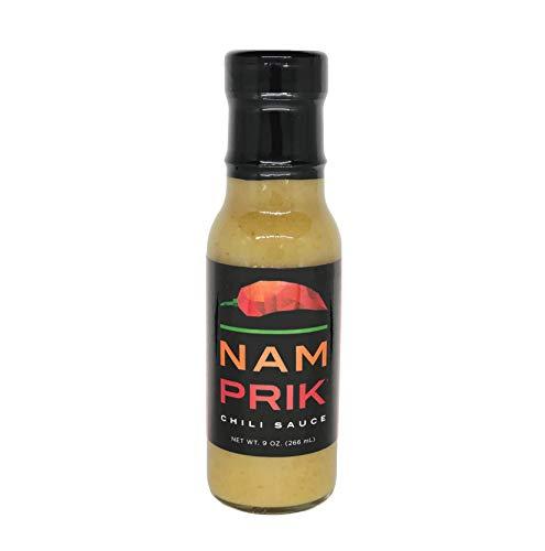 Nam Prik Asian Chili Hot Sauce