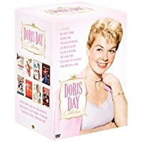 The Doris Day 6 Movies Collection: Billy Roses Jumbo + The Glass Bottom Boat + Love Me or Leave Me + Please Don't Eat the Daisies + Young Man with a Horn + Calamity Jane (6-Disc Box set) (Slipcase Packaging + Fully Packaged Import)