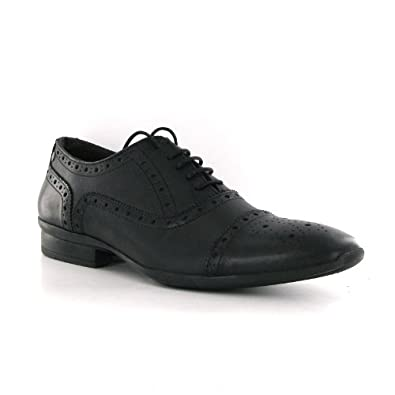 Mens Base London Noel Brogue Formal schuhe | Smart