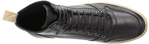 Rush By Gordon Rush Mens Monroe Fashion Sneaker Zwart