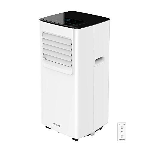 🥇 Cecotec Aire Acondicionado 3 en 1 Portatil ForceClima 7050. Refrigeración