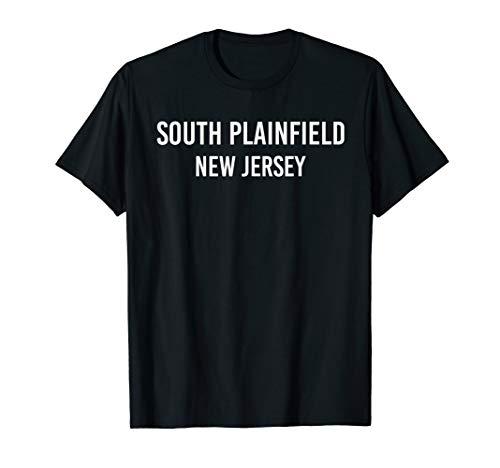 SOUTH PLAINFIELD NEW JERSEY NJ USA Patriotic Vintage Sports -