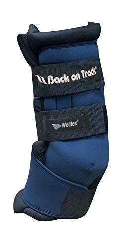 Back on Track Quick Horse Leg Wraps Pair (Track Quick Wraps)