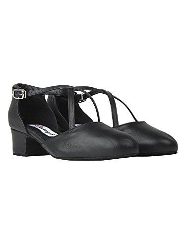 "RUMPF chaussures de dance ""Broadway"" talon 3 cm noir"