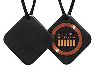 Q-Link Classic Black SRT-2 Q-Link Pendant