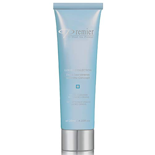 Premier Dead Sea Classic Luxury Facial Cleanser with Micro ()
