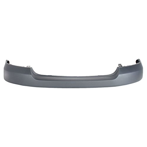 o Match, Front Bumper Upper Valance Cover Cap for 2004 2005 2006 Ford F150 Pickup 04-06, FO1000562 ()