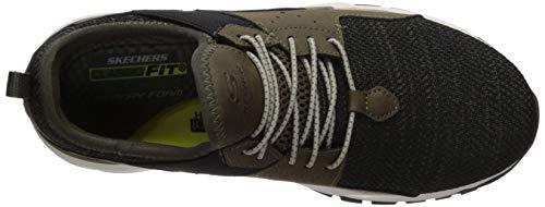 arkson Verde Relven Skechers Hombre Old Para Zapatillas olive AC5vqaXwv