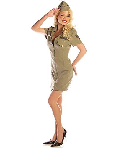Underwraps Women's Fly Girl, Tan,