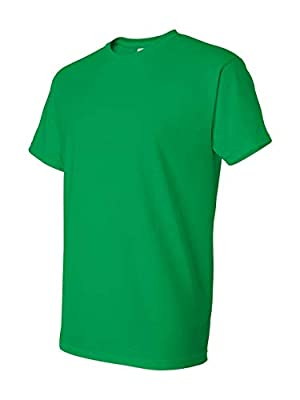Gildan mens DryBlend 5.6 oz. 50/50 T-Shirt(G800)-IRISH GREEN-2XL