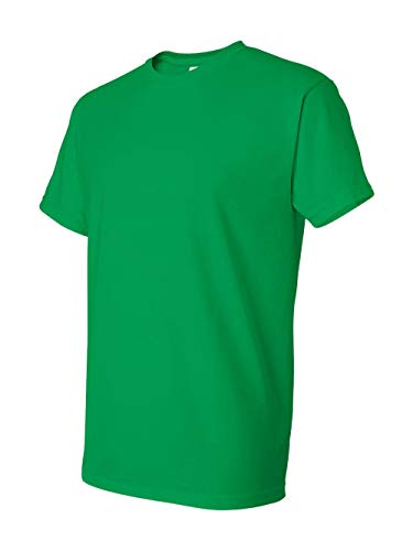 Gildan mens DryBlend 5.6 oz. 50/50 T-Shirt(G800)-IRISH GREEN-2XL