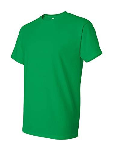 Gildan mens DryBlend 5.6 oz. 50/50 T-Shirt(G800)-IRISH GREEN-XL ()