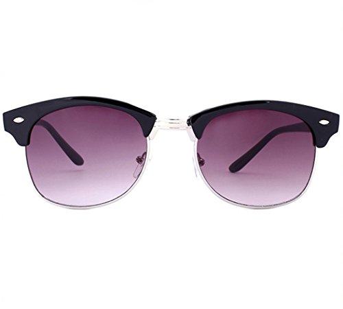 Xzeen New Rei Gradient Lens Wayfarer Sunglasses, 100% UV - Mens Sunglasses Rei