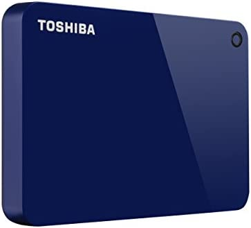 Toshiba Advance Portable External HDTC910XL3AA product image