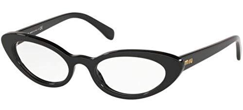 - Miu Miu VMU 01S BLACK 50/19/140 women eyewear frame