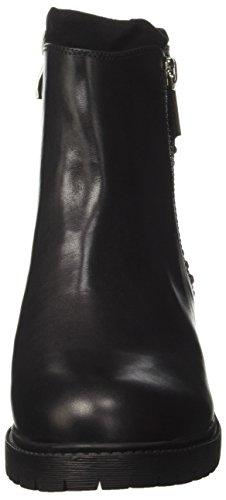 nappa black Nero brillet 65821 Anfibio V74 Donna Stivaletti Gaudì wO4qASWTn