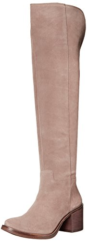 Lucky Women's Lk-Ratann Riding Boot, Brindle, 7 M US by Lucky Brand