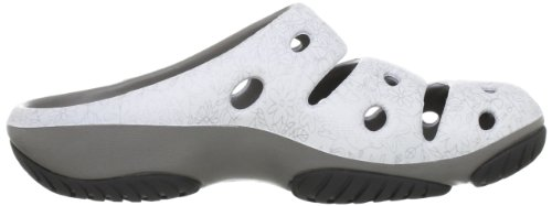 Arts Women's KEEN Hawaii Silver Flowers YOGUI W Sandal pFScwx4CqH