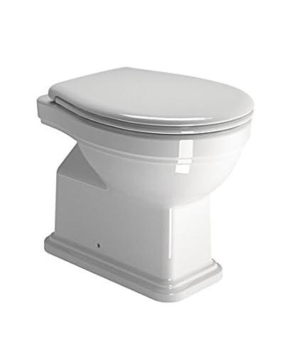 GSI Classic 54 WC vaso a pavimento cod. 871011 con sedile ...